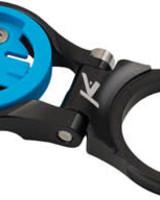 K-Edge K-EDGE Adjustable Stem Mount for Wahoo Bolt and ELEMNT Computers: Black