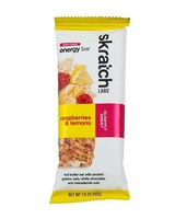 Skratch Labs Anytime Energy, Bars, Rasberry/Lemon, 12pcs single