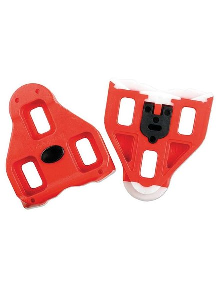 Look Delta Cleats Red 9°