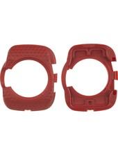 Speedplay Zero Aero Walkable Cleat Covers Red