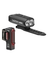 Lezyne Micro Drive 600XL / Strip, Light, Set, Black