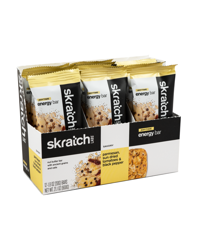 Skratch Labs Anytime Energy Bar, 50g, 12 Pack
