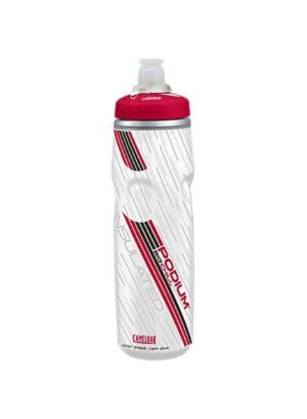 Camelbak Podium Big Chill 25oz; Red