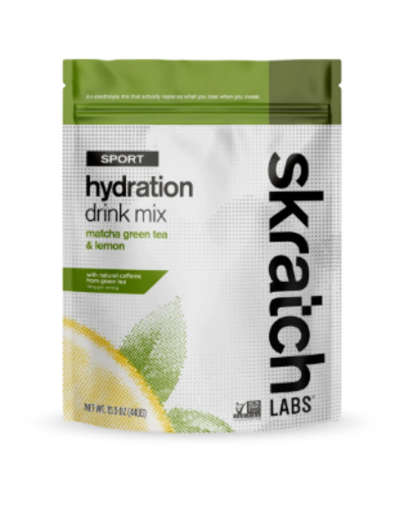 Skratch Labs Sport Hydration Drink Mix 20 Servings
