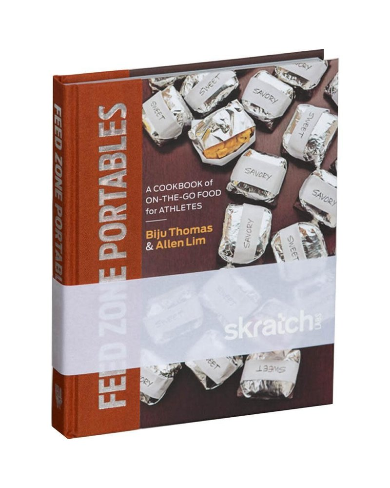 Skratch Labs The Feed Zone Portables Cookbook