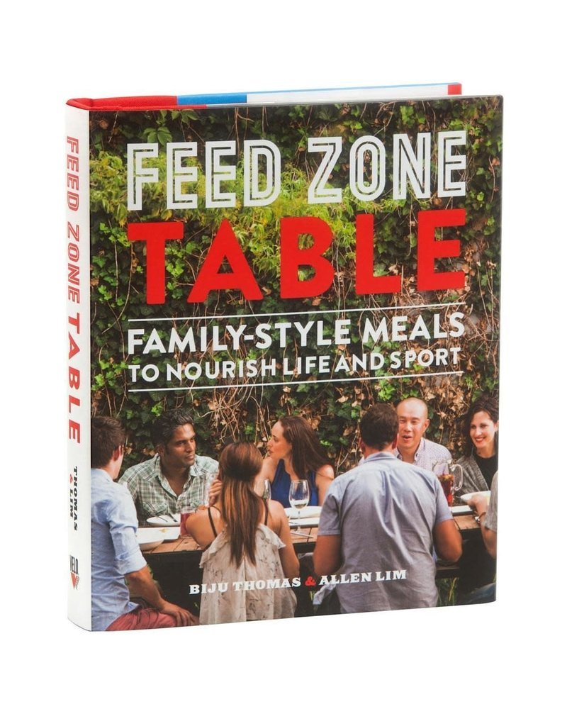 Skratch Labs The Feed Zone Table Cookbook