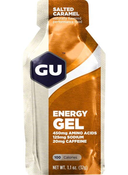 GU Energy Labs GU Energy Gel Salted Caramel single