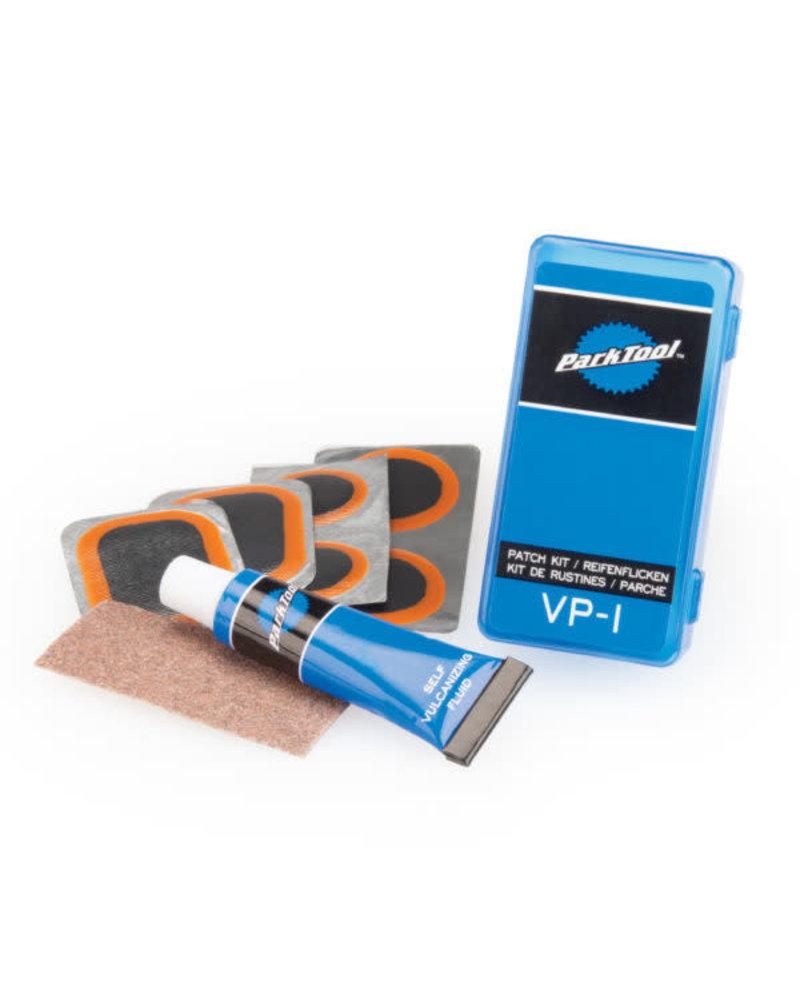 Park Tool Park Tool Vulcanizing Patch Kit: Single