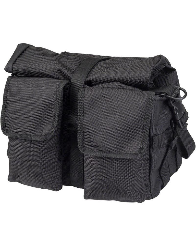 Petite Porteur House Bag: Black