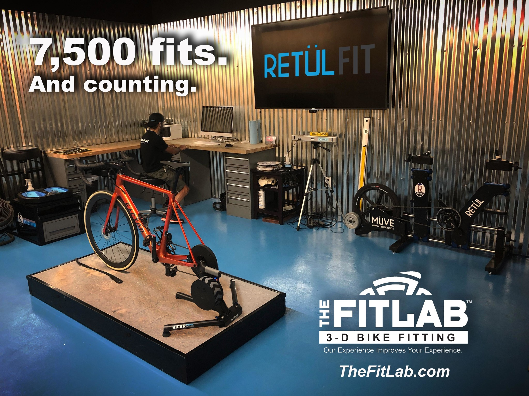The Fit Lab at Winter Park Cycles