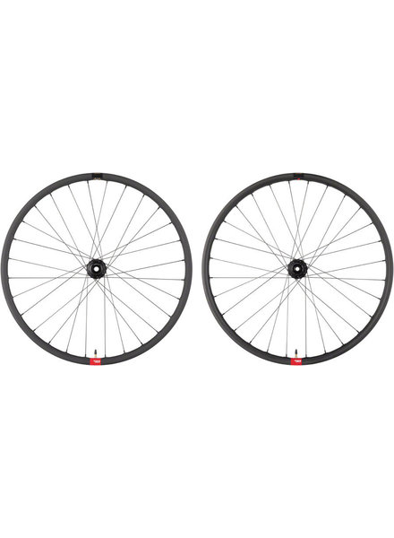 "Santa Cruz Bicycles Reserve 27 Wheelset - 29"", 15 x 110mm/12 x 148mm, 6-Bolt, HG 11, Black, DT Swiss 350"