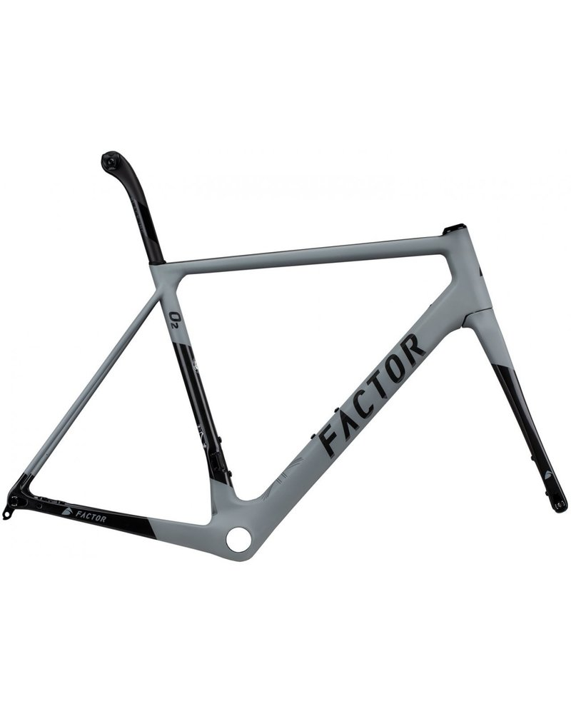 Factor O2 Disc Chassis Dolphin Gray 49