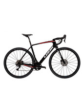 Look 765 Gravel RS Frameset Black/Red