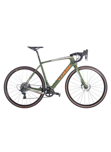 Look 765 Gravel RS SRAM Force 1x Matte Green
