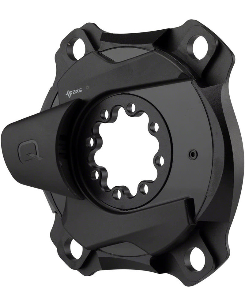 SRAM RED/Force AXS Power Meter Spider - 107 BCD, 8-Bolt Crank Interface, 1x/2x, Black, D1