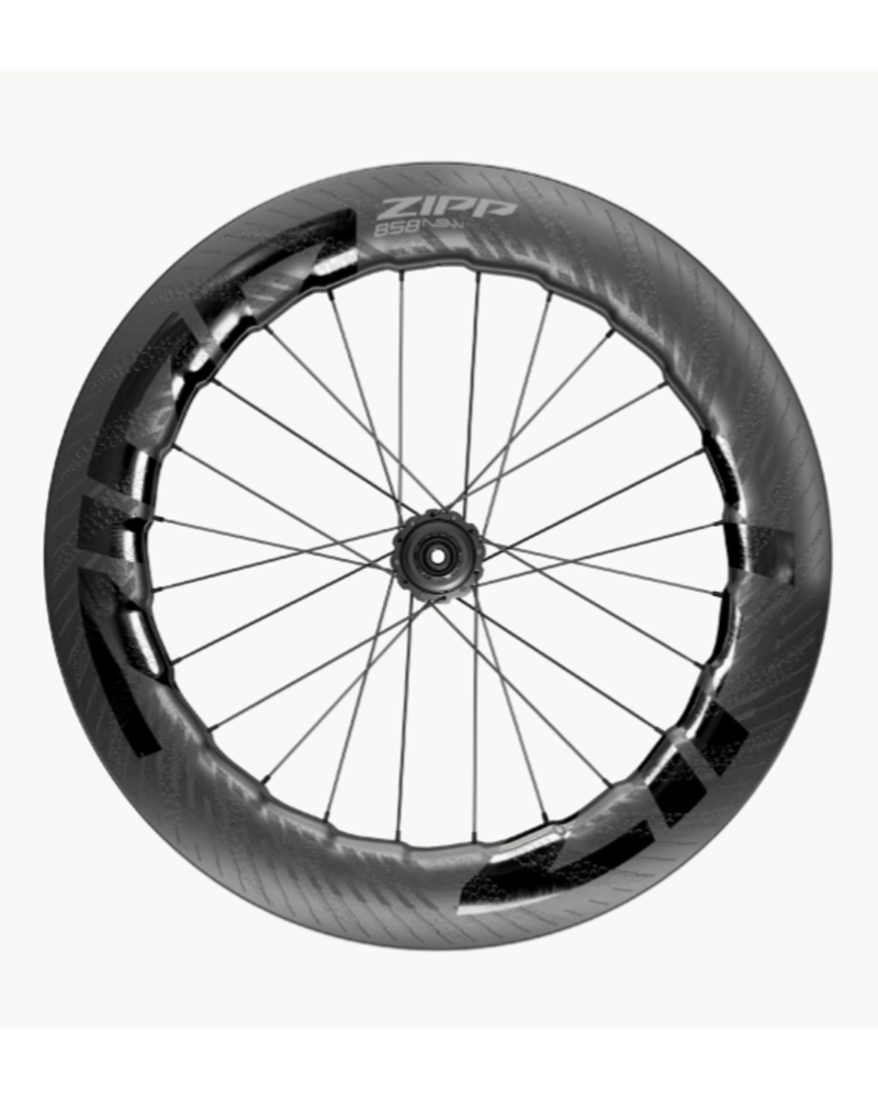 ZIPP 858 NSW DISC WHEELSET