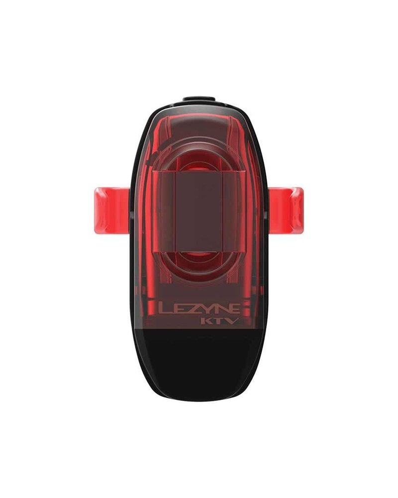 Lezyne KTV Pro Drive, Light, Rear, Black