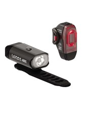 Lezyne Mini Drive 400 / KTV Pro, Light, Set, Black