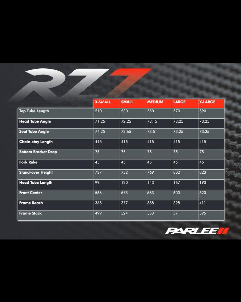 Parlee RZ7 Frameset
