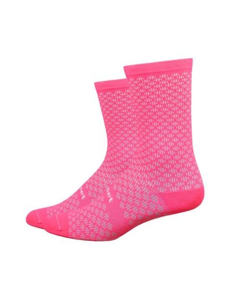 """Defeet Evo Mont Ventoux 6""""-Flamingo Pink"""