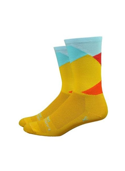 "Defeet Ornot 6"" Intersection - Bright Gold"