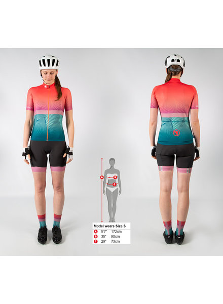 Endura Women's Lines S/S Jersey LTD
