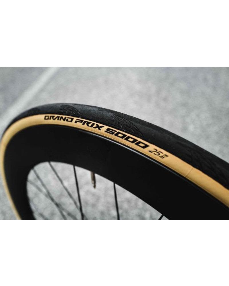 Continental Grand Prix 5000 700 X 25 Limited Edition Cream TdF