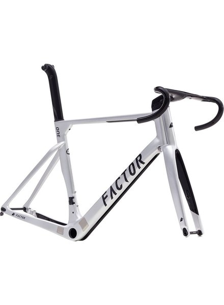 Factor One Disc Chassis 56 Silver Demo