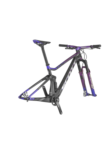 SPARK RC 900 WC SUPERSONIC HMX SL FRAME + FORK