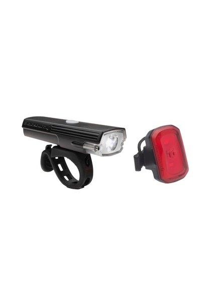 Blackburn DAYBLAZER 400 FRONT and CLICK USB REAR