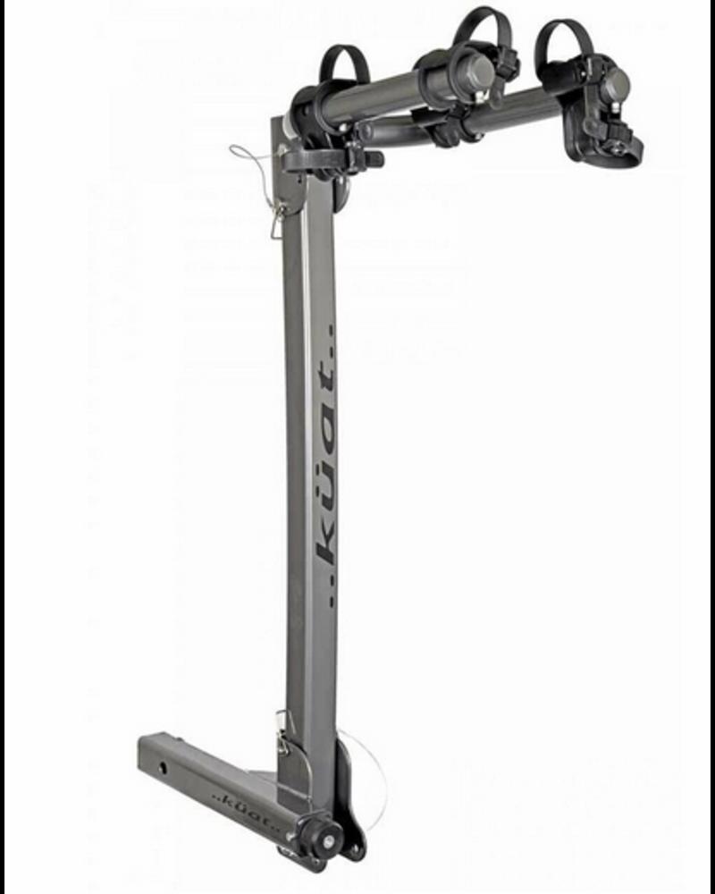 """Kuat Beta-2 Bike-1.25"""" Gun Metal Gray"""