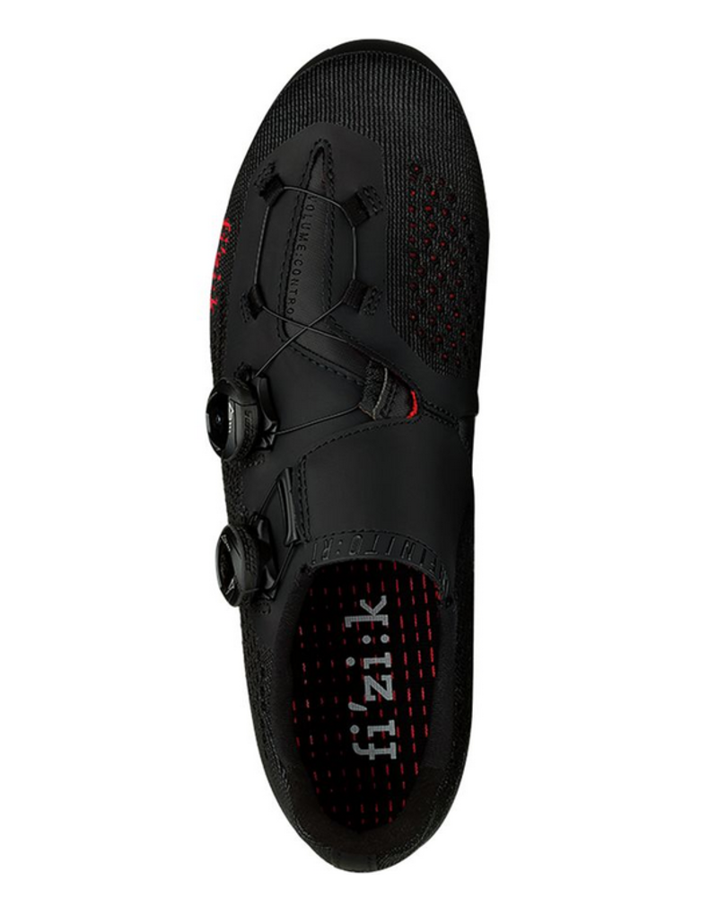 Fizik R1 Infinito - Black knitted - 45