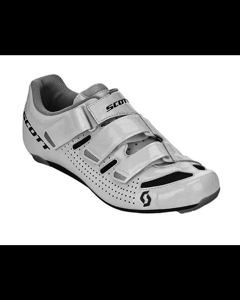 Scott Road Comp Lady Shoe White Gloss/Black 40