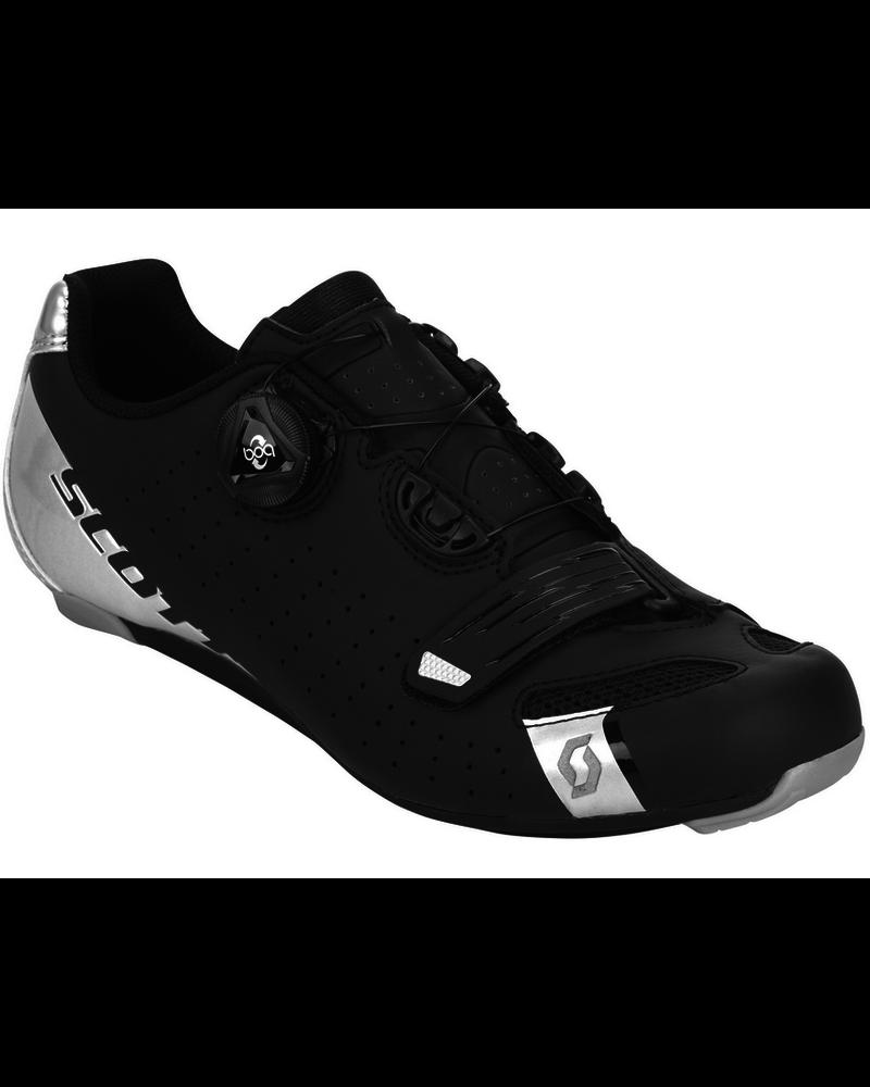 Scott Road Comp Boa Lady Shoe matt black/silver 36