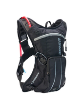 USWE Airborne 3 Hydration Pack - Black/Gray