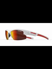 ShutOut, Matte White Single Lens Sunglasses
