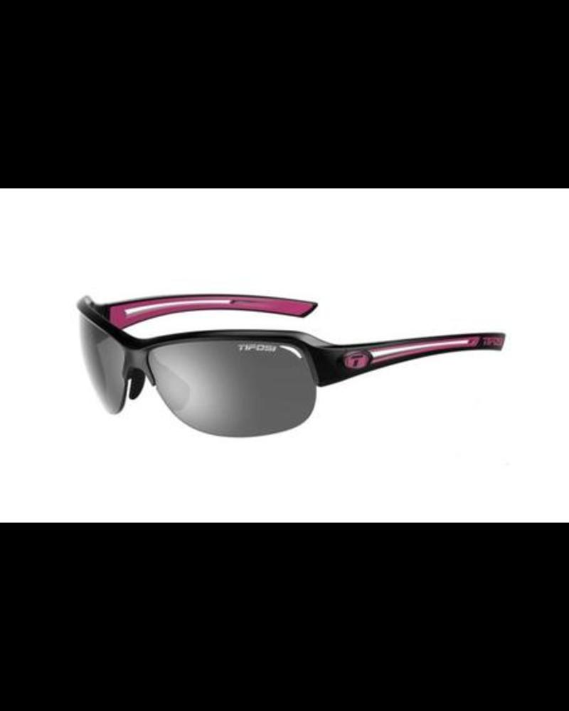 Mira Black/Pink Single Lens Sunglasses