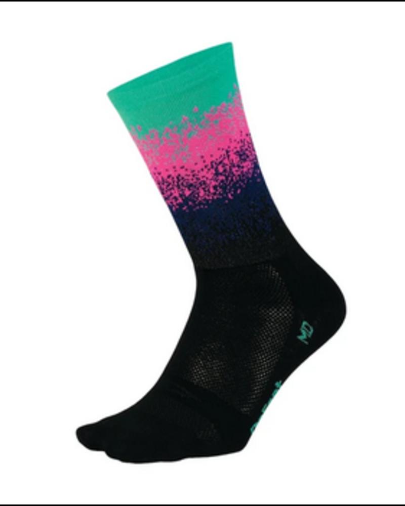 Defeet Barnstormer 6'' Ombre Sock