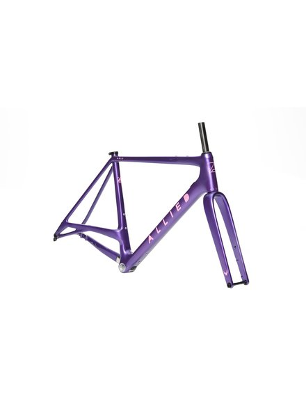 Allied ABLE- Purpleicious Metallic/Bubble Gum Logos 56cm