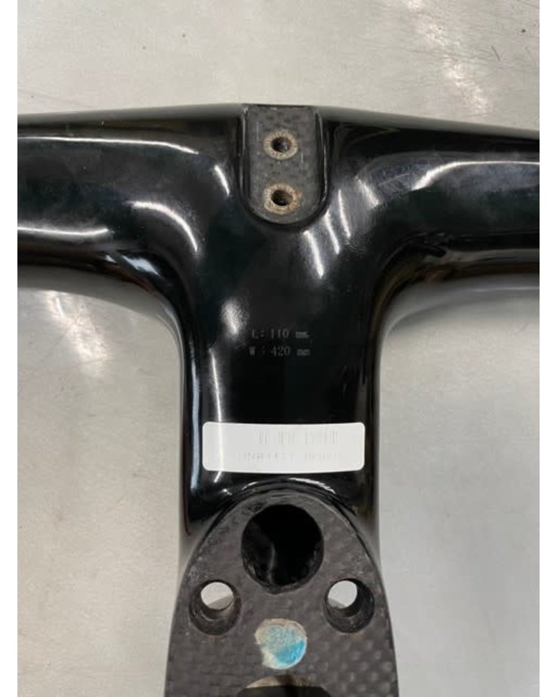 Black Inc. ONE OTIS Integrated Bar/Stem 110/42 Used