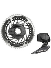 SRAM Power Meter KIT DM54/41T RED AXS D1 GREY (Includes Power Meter w Integrated Chainrings, Red AXS 2-Position Front Derailleur)