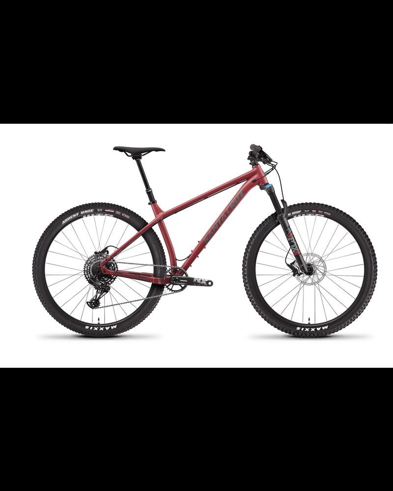 Santa Cruz Bicycles Chameleon AL 29 R-Kit Large Raspberry Sorbet