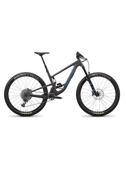 Santa Cruz Bicycles Hightower C - S Kit -Medium- Gloss Carbon