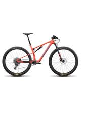 Santa Cruz Bicycles Blur C - S Kit - X Large - Sockeye Salmon and Blue