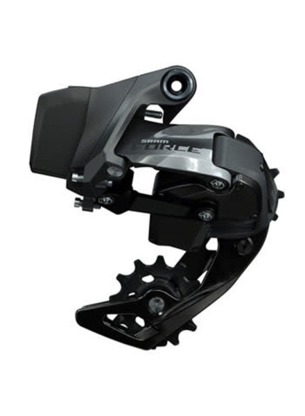 SRAM Force eTap AXS Rear Derailleur - 12-Speed, Short Cage, 33t Max, Gloss Black, D1