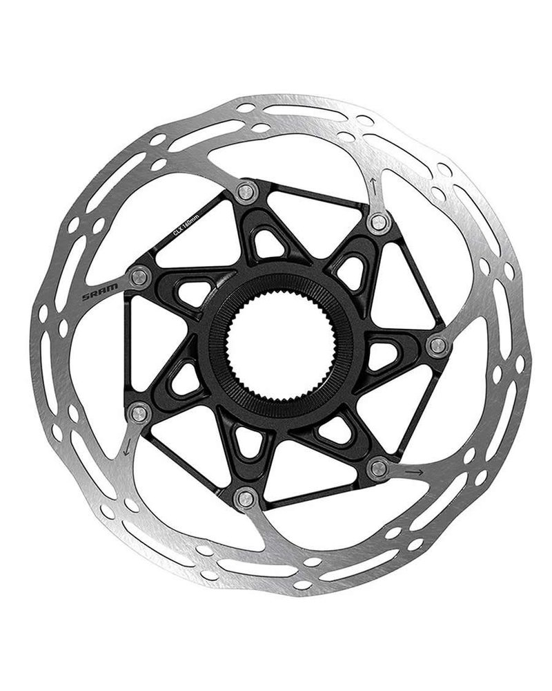 SRAM CenterLine 2 Piece 140mm CL Rotor with Rounded Edge