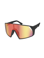 Scott Pro Shield Sunglasses - Black/Red Chrome
