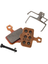 SRAM Level TL, T, Level, Level TLM B1, Ultimate B1, Avid Elixir and DB Disc Brake Pads, Steel Backed, Organic Compound