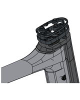 Factor Vista Headset Spacers 10mm - 2pcs