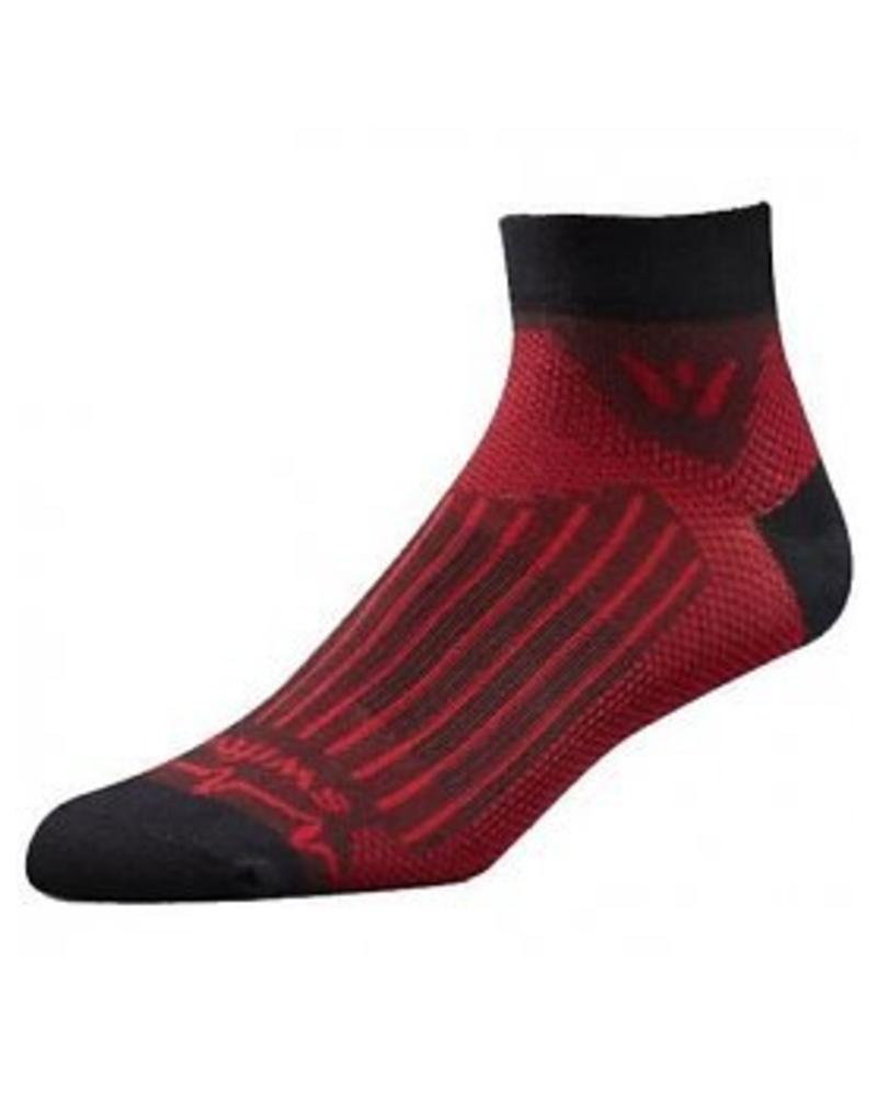 Swiftwick Swiftwick FOUR PULSE BLK/RED S